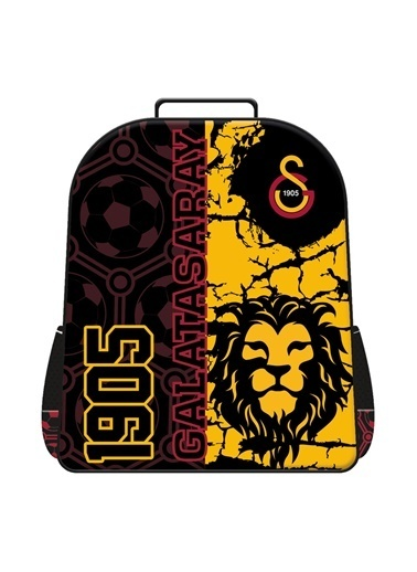 Galatasaray Galatasaray Anaokulu Çantası Brick 1905 Ball 3768 Renkli